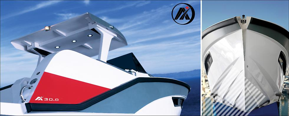 A vibrant and modular sport-cruiser